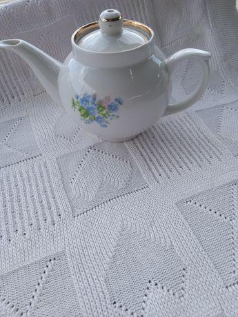 Чайник фарфоровый дулево