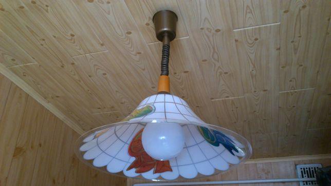 Lampa kuchenna do kuchni regulowana