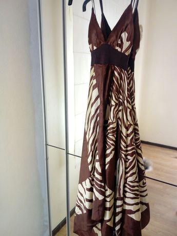 Vestido comprido M/L