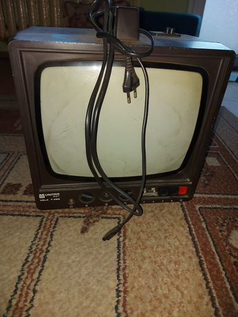 Telewizor Unitra, PRL, sprawny