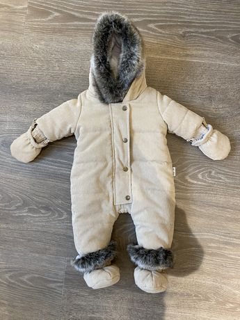 Детский зимний комбинезон MagBaby