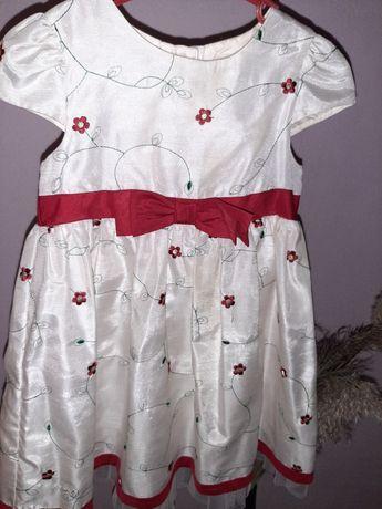 Продам платье на 4 года