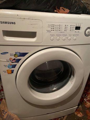 Maquina de lavar para peças
