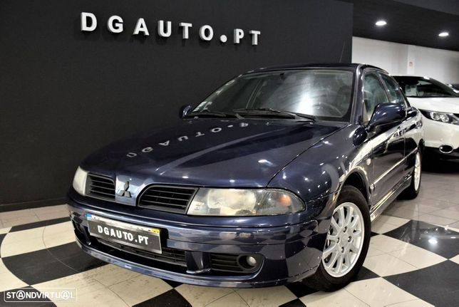 Mitsubishi Carisma 1.9 DiD 2004