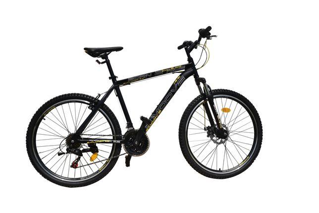 Skradziono rower S'Moove Explorer