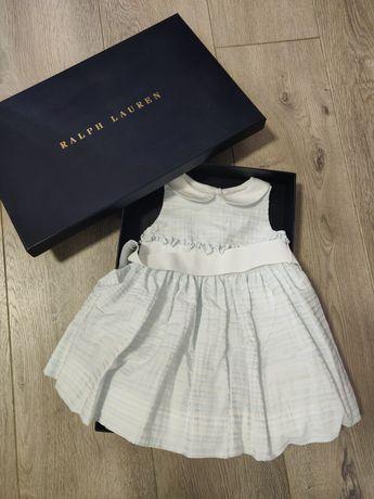 Платье на девочку 9 месяцев Ralph Lauren