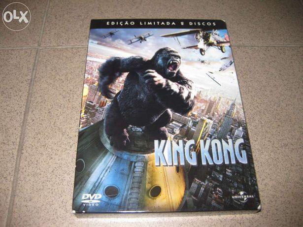 """DVD """"King Kong """"- Edição Especial 2 Discos/Novo"""
