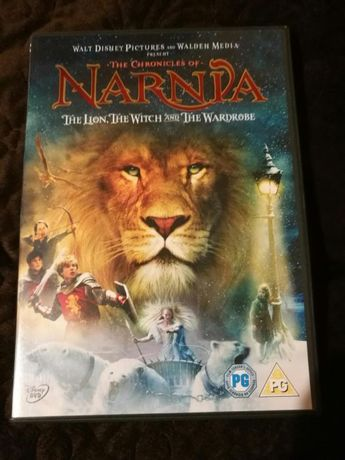 Nowe dvd w oryginale kroniki narnii the chronicles of narnia