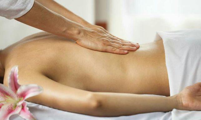 Професиональный массаж и физическая реабилитация