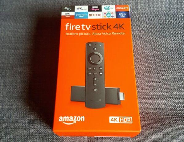 Amazon Fire Stick 4K HDR