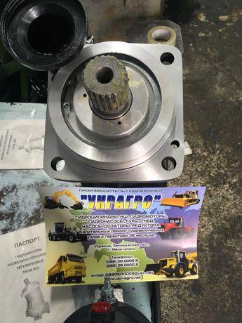 Ремонт гидромоторов, гидрораспределителей с гарантией 36 месяцев