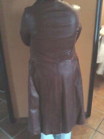 casaco pele senhora