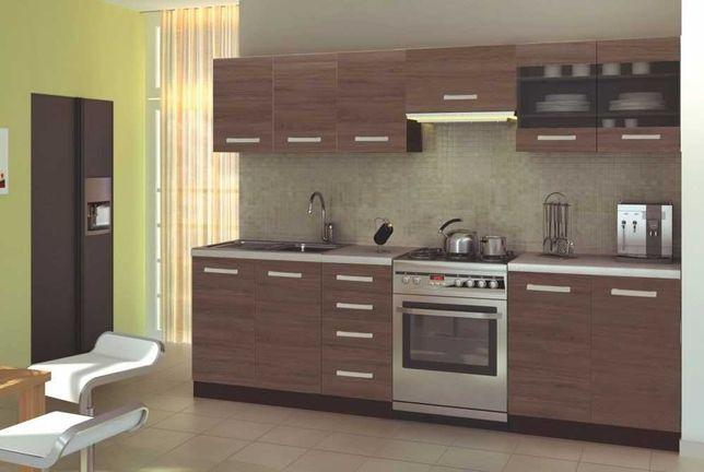 Meble kuchenne AMANADA 1 na wymiar lub 2,6m Duży Wybór DOWÓZ GRATIS