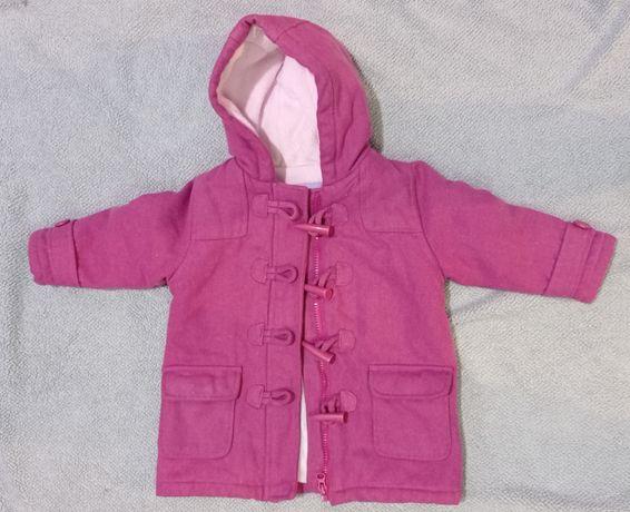 Детское пальто, 9-12 месяцев