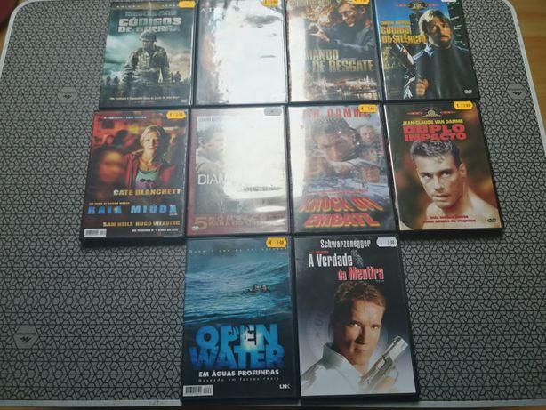 Filmes Dvd de Acção.