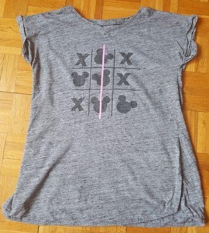 T-shirt dziewczęcy na 152cm