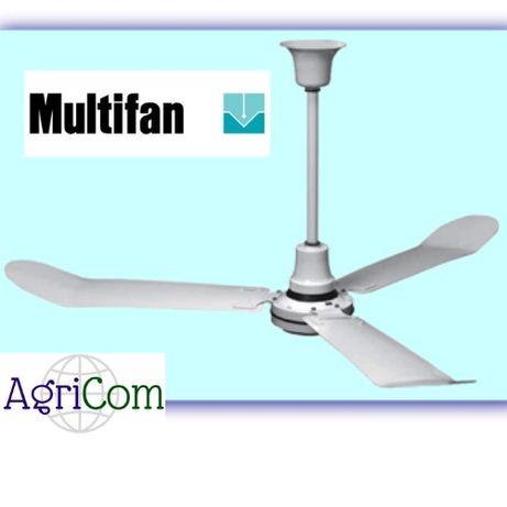 Wentylator mieszacz powietrza poziomy do obór MultiFan - PV600
