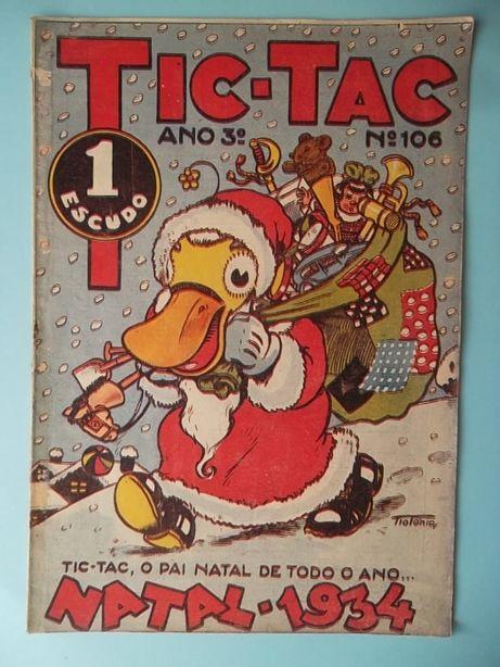 Tic-Tac Edições especiais Natal e Centenário