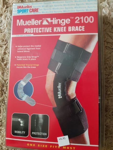 Бандаж,тутор, ортез Mueller Hindged Protective Knee 2100 колено