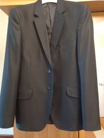 Пиджак школьный для мальчика 11-14 лет НОВЫЙ