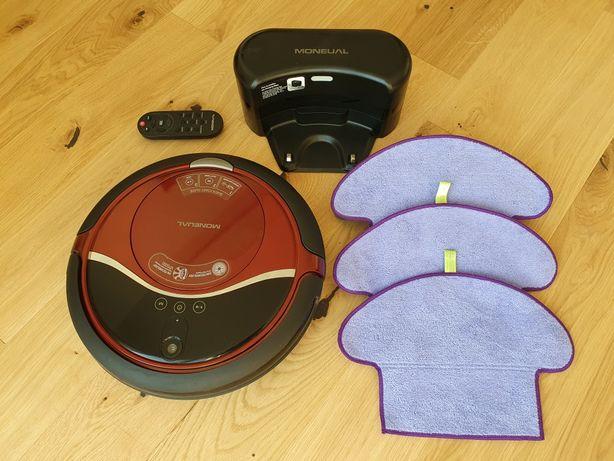 Robot sprzątający Moneual770 Style stan bdb (lepszy niż Roomba)