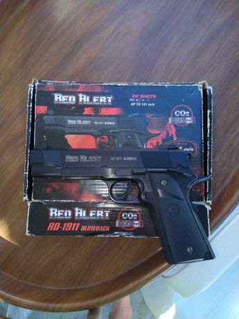 Pistola Airsoft Red Alert