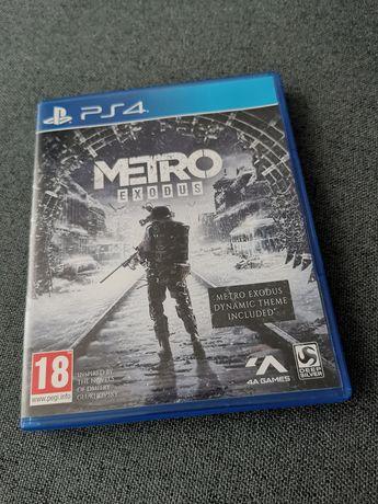 Metro Exodus PS4 PL