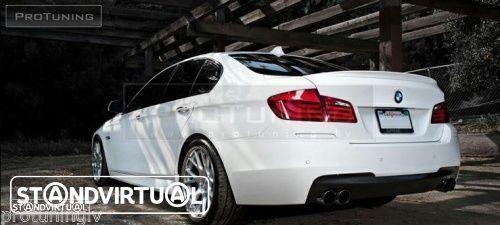 spoiler airleron da mala BMW F10 tipo Performance plastico