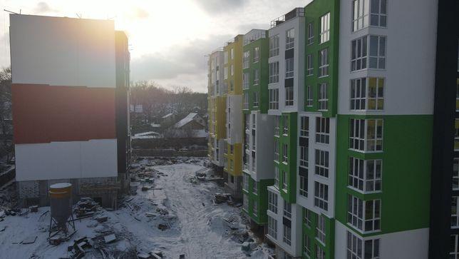 """2к квартира 41м2 по вул. Г.Сковороди. ЖК """"Синергія 3+"""",новий район"""
