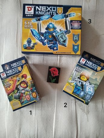 Фигурки, конструктор по типу Лего .