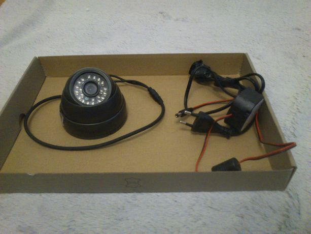 Kamera kopułowa- BCS DM 170 UIR 20
