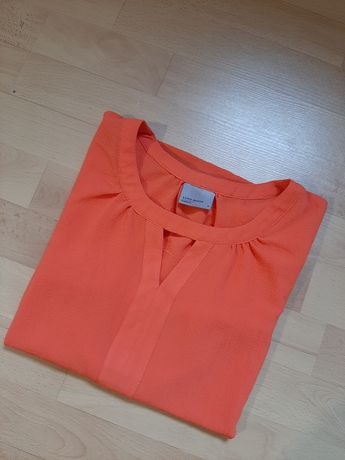Bluzka pomarańcz VERO MODA M/38