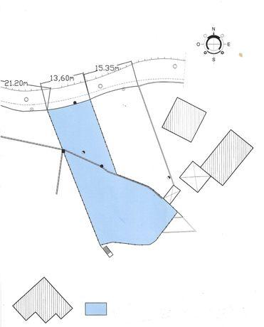 terreno de 806 m2 em Rio Mau,Penafiel VENDA