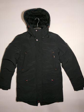 Очень теплая зимняя куртка парка(winner style)