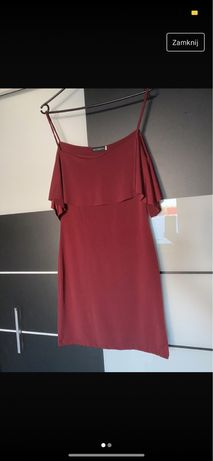 Sukienka na ramiaczkach