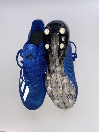 Бутсы новые Adidas X19.1 FG