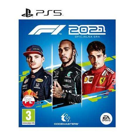 F1 2021 Formuła na PlayStation 5 ! Sklep Vimagco Bydgoszcz PROMOCJA !