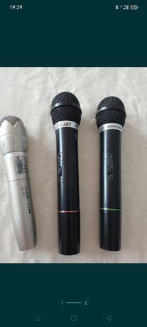 Mikrofon, mikrofony do zabawy