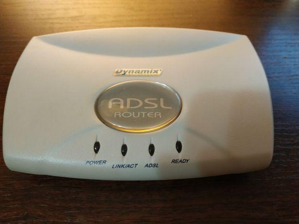 ADSL роутер Dynamix