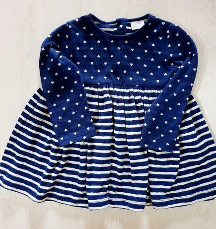 Sukienka dla dziewczynki 12-18 miesięcy F&F baby