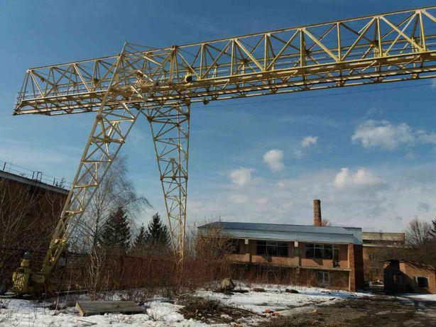 Ремонт башенных козловых мостовых кранов Электрочасть механика запчаст
