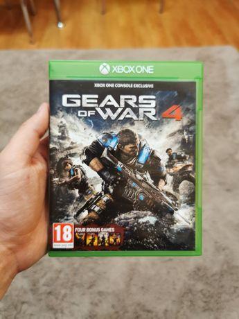 GOW 4 XBOX ONE S X gears of war gow4 war4 strzelanka coop kooperacja