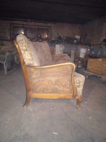 Wykopek stara ludwikowska sofa