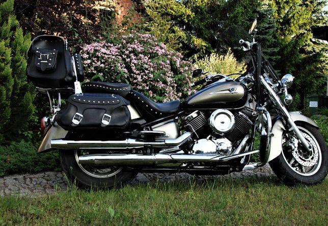 Yamaha V-star 1100 drag star XVS - stan idealny