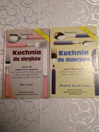 Książki  dla zainteresowanych dietą