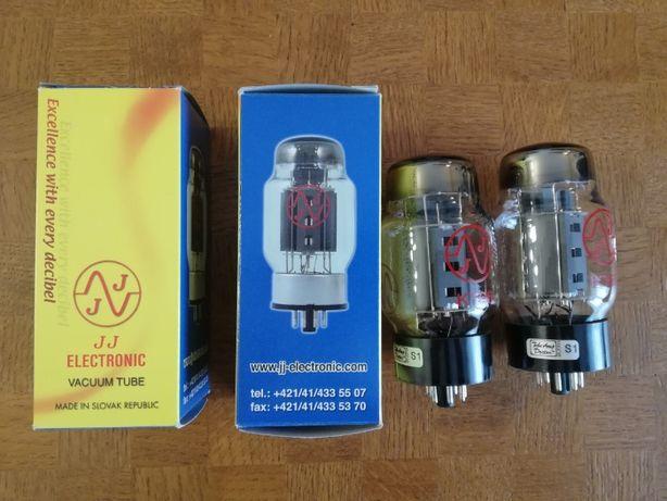 Lampa elektronowa KT66 JJ Electronic lampy el34 kt 88 6v6 95%