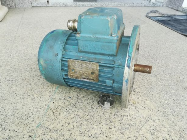 Motor trifásico 0.75kw (1cv)