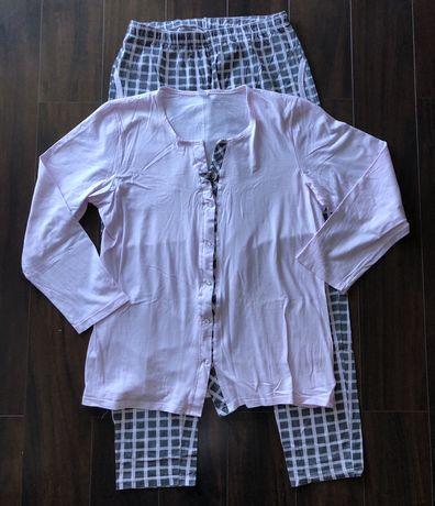 Piżama rozpinana Italian Fashion r. L (do karmienia)