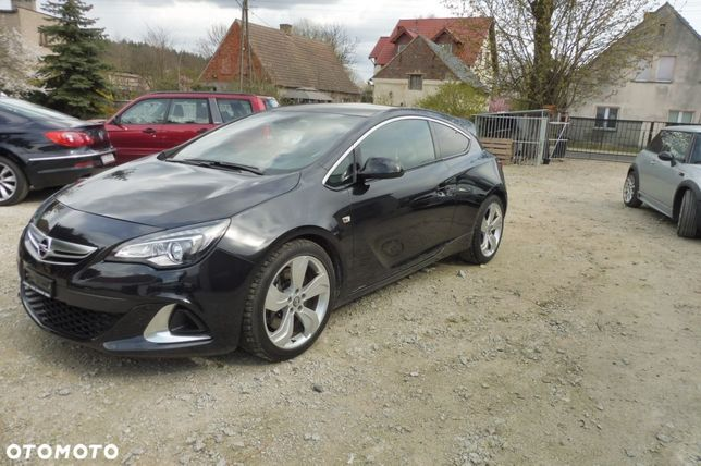 Opel Astra J opc 280 ps
