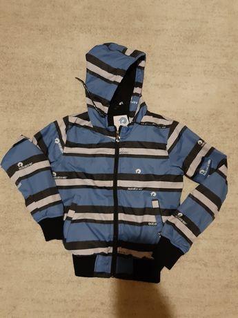 kurtka wiosenna jesienna chłopięca dla chłopca rozm. 146
